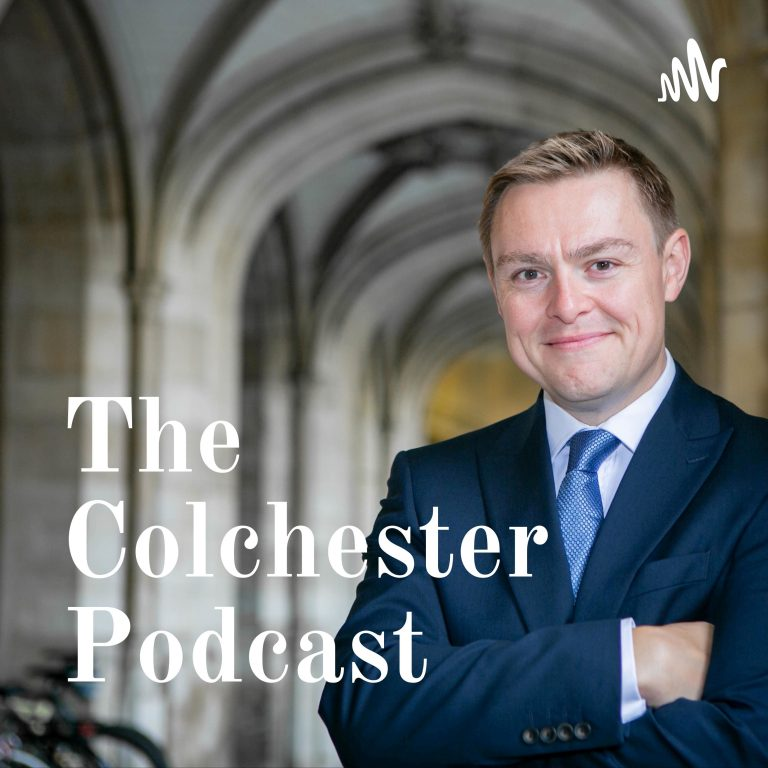 The Colchester Podcast