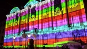 New Video Alert! Colchester's 3d Spectacular Light Show