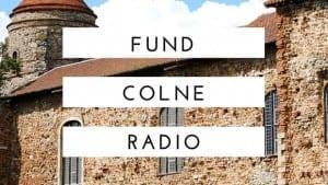 Help Fund Colne Radio