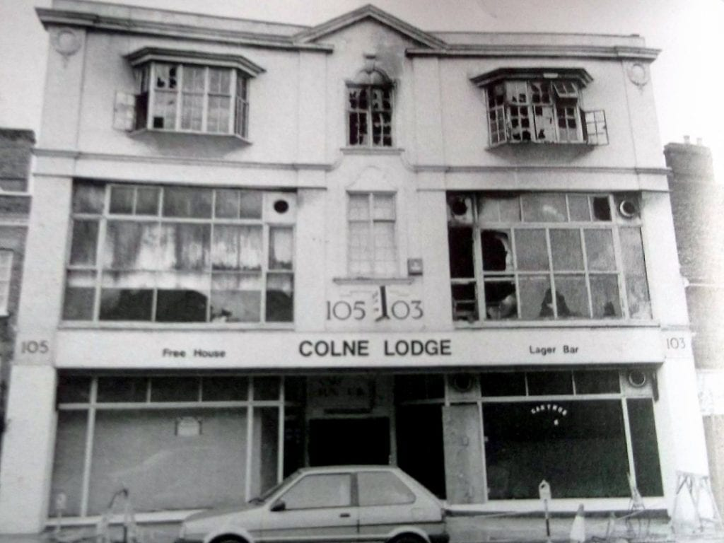Colchester In The 80s
