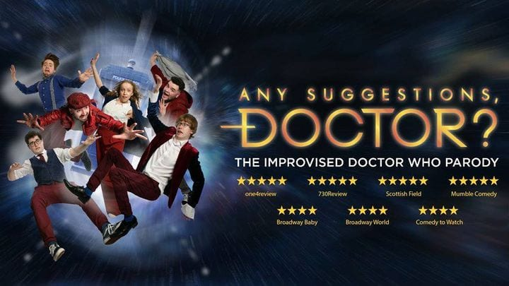 Any Suggestions, Doctor? The Improvised Doctor Who Parody