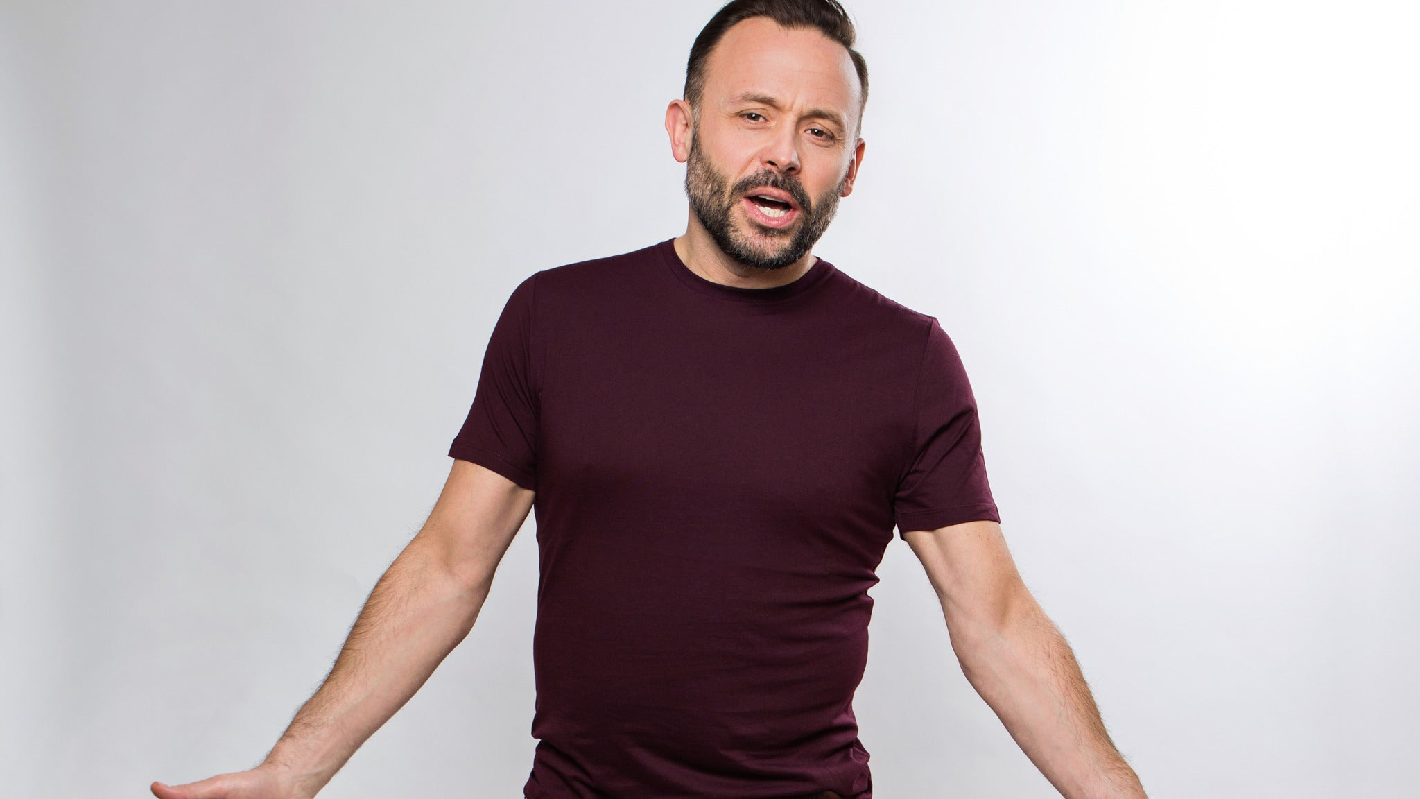 Geoff Norcott: I Blame The Parents