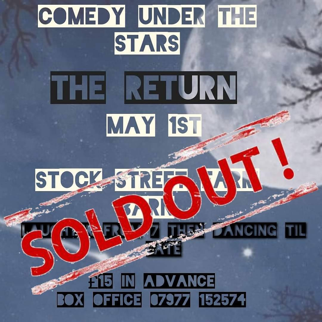 "Comedy Under The Stars ""the Return"""