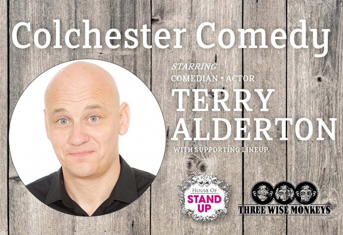 House Of Stand Up Presents Colchester Comedy