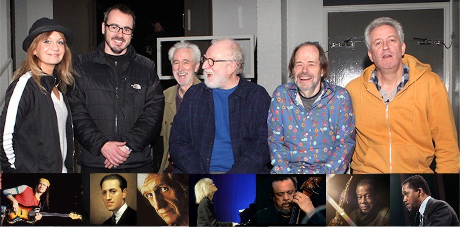 Mo Foster & Friends: Music Of The Great Jazz Composers (rescheduled From 15/11/2020)