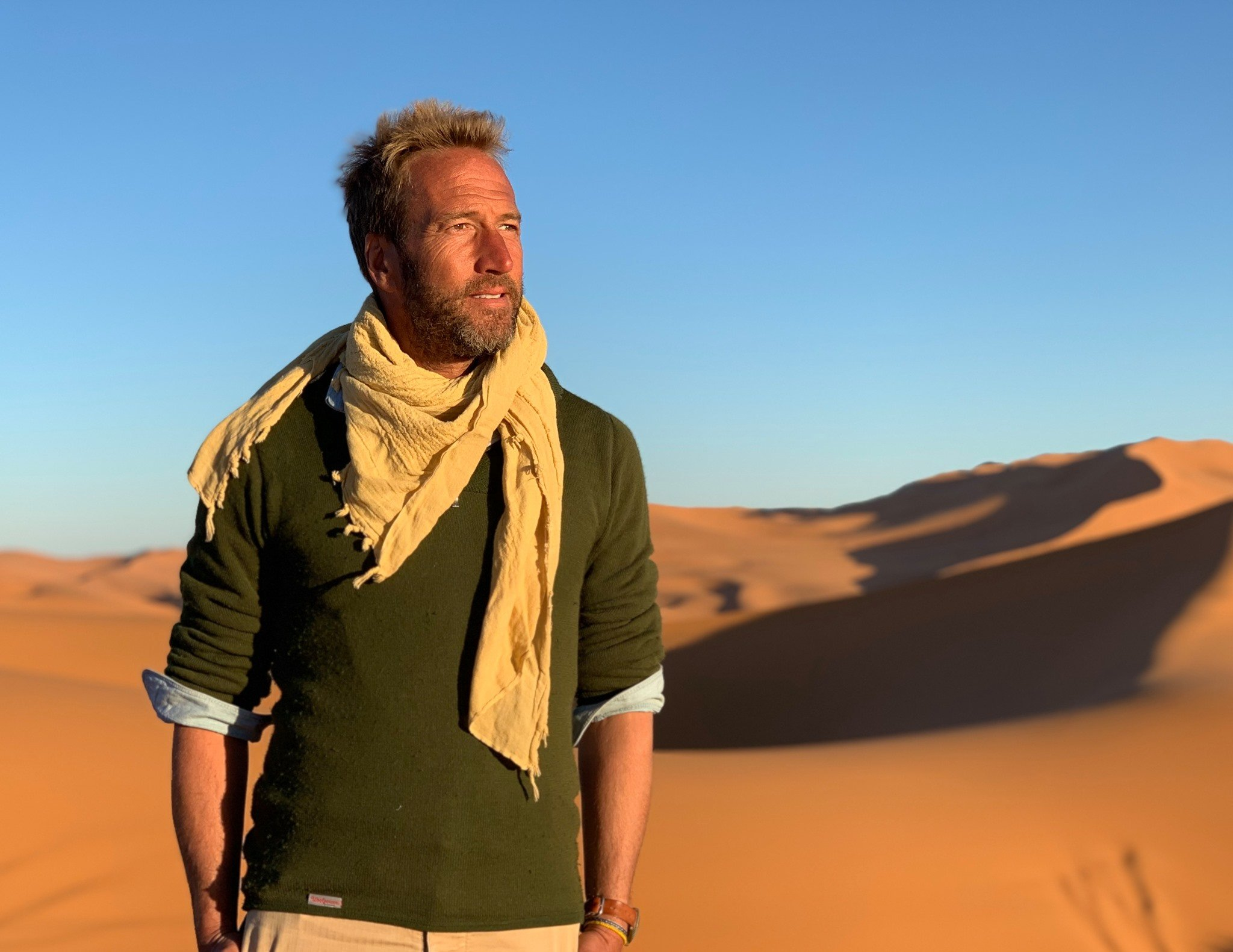 Ben Fogle Tales From The Wilderness – Colchester