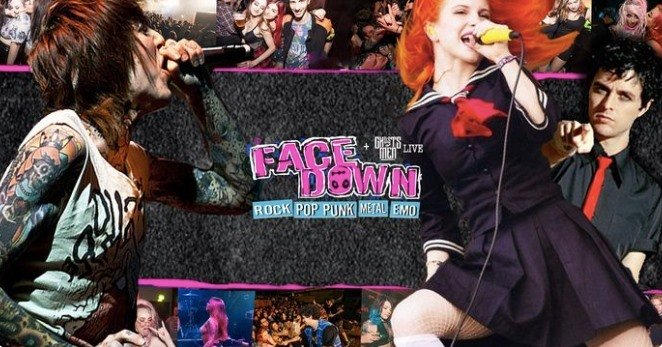 Face Down Relaunch! – Colchester