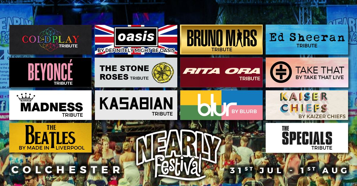 The Nearly Festival – Colchester 2021