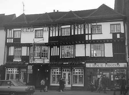 The Red Lion Colchester Ghost Hunt With Haunting Nights