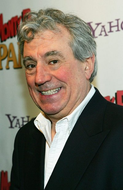 Can We Have Your Liver Then? A Terry Jones Tribute