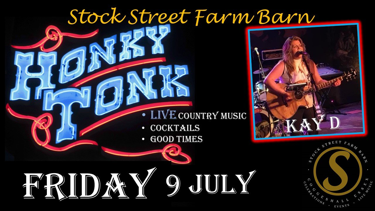 Honky Tonk Friday Nite Live Country
