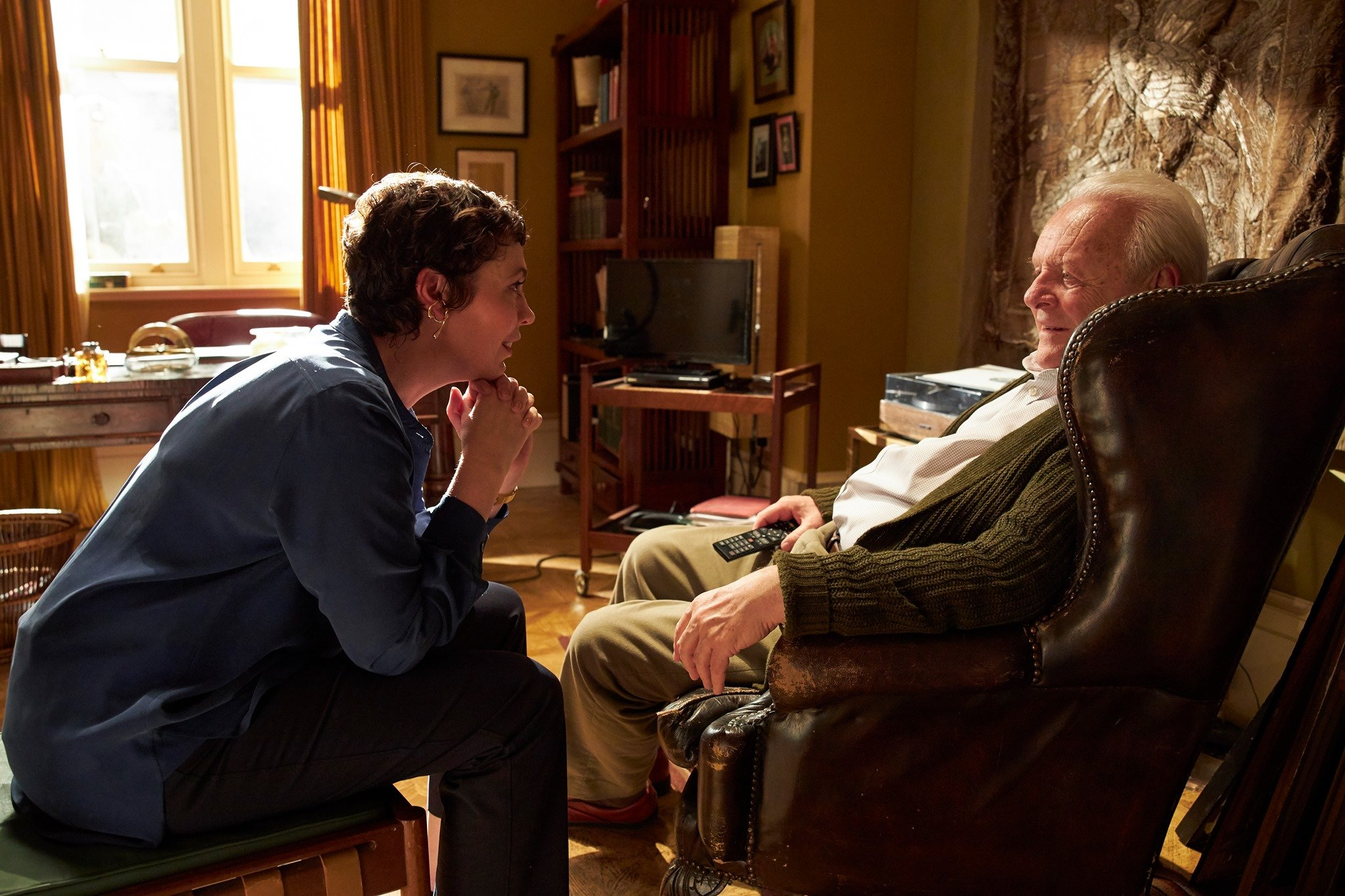 Cinema | The Father (12a) (captioned)
