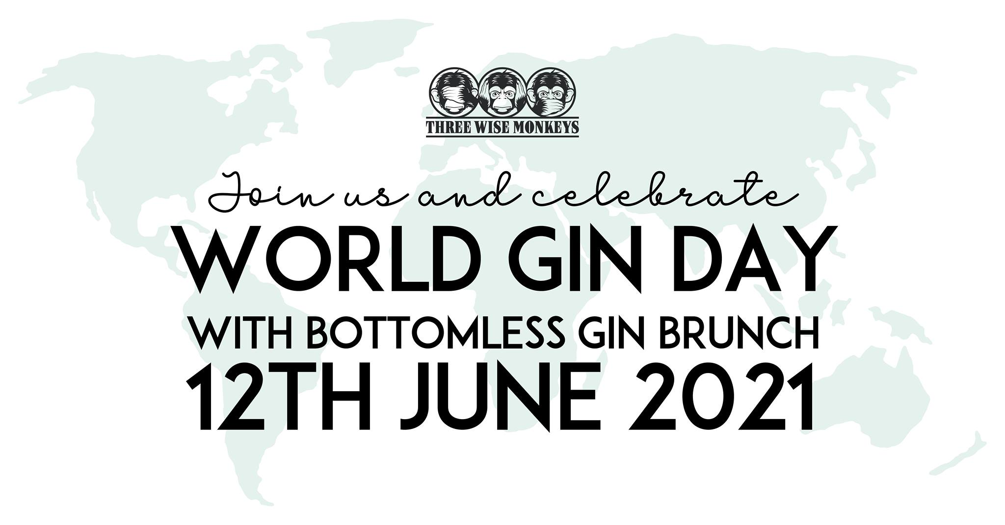 World Gin Day With Bottomless Gin Brunch (colchester)