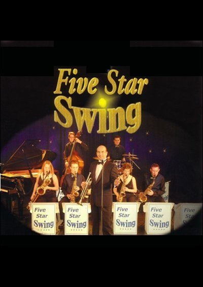 Jazzed Up Jukebox With Five Star Swing